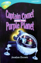 3275 Oxford Treetops系列 -- Captain Comet and the Purple Planet (Stage 9) [課外書]