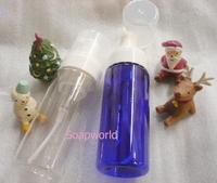 起泡瓶150ml (透明/藍色) (沒指定就隨機發)