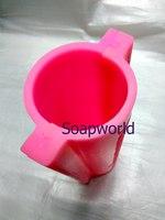 圓形管模1kg (韓國) 手工皂模
