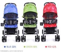 言B小店 - 2012款COMBI嬰兒手推車AB型新款更新版SC-2(6KG, 適合0-36個月),送媽咪包,包送貨