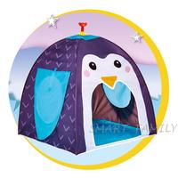 英國直送 Ugo Play Tent - Penguin 兒童室內遊戲帳篷(企鵝) 幼兒用品 夏日/ 親子遊戲/  家庭