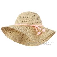 美國直送 Carter's 兒童幼兒太陽防曬草帽 (2 - 4 yrs) 夏日戶外游水用品 / BB
