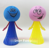 好好玩EVA彈彈球/小飛人/ BB兒童玩具 0m+ 6m+1y+2y+3y+/ 親子/ PARTY禮物