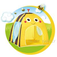 英國直送 Ugo Play Tent - Bee 兒童室內遊戲帳篷(蜜蜂) 幼兒用品 夏日/ 親子遊戲/  家庭