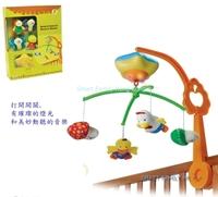 搖控電動音樂旋轉BB床掛(蝴蝶或蘑菇款) 0m+ 6m+ 1y+ 2y+ / BB 玩具/初生