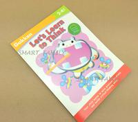 兒童圖書 Gakken Workbooks 日本幼兒全腦開發學前綜合練習冊: Let's Learn to Think 2yr+ 3yr+ 4yr+