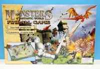 Monsters of Fantastic World PINBALL GAME 超好玩彈珠打怪獸遊戲 4y+ 5y+ 6y+ 7y+ 8y+