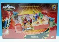 彈珠遊戲Power Rangers Mystic Force PINBALL GAME 打怪獸遊戲 4y+ 5y+ 6y+ 7y+ 8y+ /親子對戰