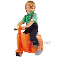 英國直送 Skoot - 兒童幼兒專用行李箱 (橙色) 戶外旅行用品 3+ (包順豐站自取運費)