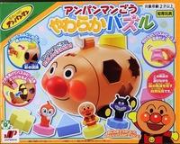 日本直送- Anpanman 麵包超人 益智玩具 麵包車形狀盒/ 慨念/ 顏色/ 1y+ 2y+ 3y+ / 學前/ BB/  手眼協調