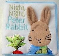 Peter Rabbit 有機棉 柔軟 立體 彼得 小兔 響紙 多觸感 嬰兒 早教 出口 英國 英文 布書 $38