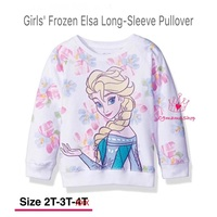 出口Frozen長袖閃粉衛衣,2或3T碼,清貨$32,約2或3歲左右自取限藍田匯景,平郵+$14或順豐