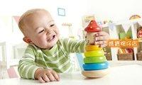 蒙特梭利 早教 bb玩具 木制積木 彩虹蘑菇 小丑 層層樂 疊疊高 層層疊 益智 面試 木玩 $29
