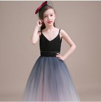 兒童公主蓬蓬裙 / 兒童禮服 / 花女裙 / 表演服 / 禮服裙