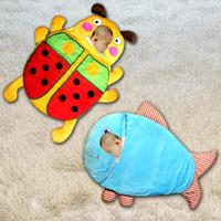 嬰兒秋冬睡袋 / 嬰兒純棉防踢被