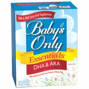 Baby's Only Essentials® - DHA & ARA Fatty Acids (30 Packets) 兒童 DHA 活腦補眼營養粉 (30 包)