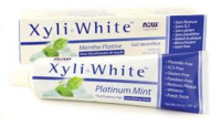 Xyli-White,Toothpaste Gel (Baking Soda) Fluoride-Free, Mint 無氟薄荷美白去牙石牙膏