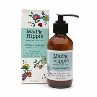 Mad Hippie, Cream Cleanser, 6 Actives,  (118 ml) 天然二合一卸妝潔面乳