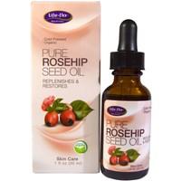 Life Flo Health-CCOF Organic Rose hip Oil有機認證天然玫瑰籽油 30ml