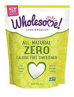 Wholesome Sweeteners, Inc., Zero, All Natural Erythritol, 12oz 純天然代糖(