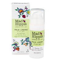 Mad Hippie-Face Cream, 12 Actives (30 ml) 天然胜肽抗皱面霜