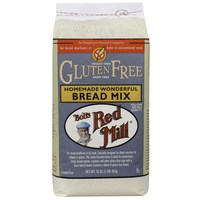 Bob's Red Mill, Homemade Wonderful Bread Mix, Gluten Free, 16 oz