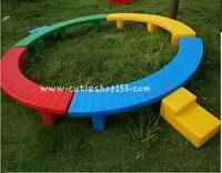Cutieshop153 幼兒園/Playgroup兒童體育器材遊戲設施感統獨平衡訓練-2