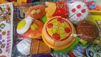 Cutieshop153 益智玩具積木玩具~切切看~ 甜品 #160353