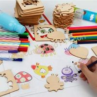 兒童描繪模板玩具 #108325