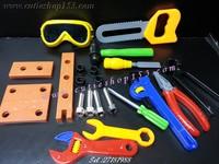 Cutieshop153 益智角色模仿玩具~兒童維修工具箱 #141608