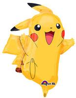 """31"""" Pokemon Pikachu Supershape Balloon"""