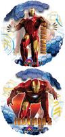 """26"""" See-Thru Iron Man 2"""