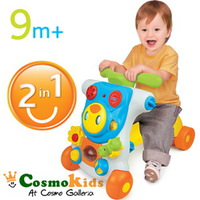 嬰兒玩具 - Weina Baby Walker 學行玩具, Ride-On Walker 2 in 1