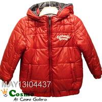 CosmoKids 歐洲童裝 - Mayoral, 小童, 秋冬兒童外套Jacket, 雙面, 棗紅/深藍 (#2T, 6T)