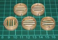 47243-2   蒸籠 (  1 包 5 隻 ) ( 直徑 2.4 cm / 2 cm )