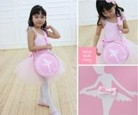 外貿原單正品韓版女童芭蕾舞袋 504-6