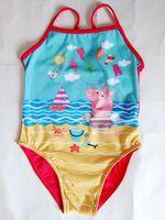 Peppa Pig 佩佩豬可愛女童泳衣 泳裝 #850