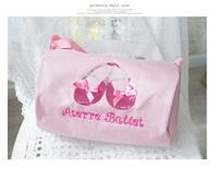 外貿原單正品韓版女童芭蕾舞袋 507-9