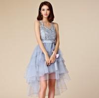 大碼女裝 專門店 加大碼衫 大碼女裝晚禮服 網紗公主裙大碼姊姊裙 晚裝 F~3XL