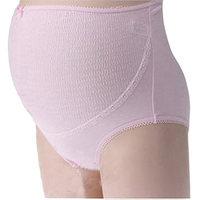 孕婦用品 孕婦內衣褲 全棉托腹皺褶內褲 Me 036