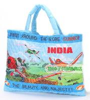 Planes 飛機總動員手挽袋 兒童功課袋