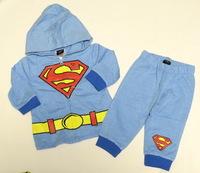 歐美 超人 Superman BB 套裝