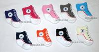 清倉價--秋冬加厚國際大牌BB假鞋襪 size 0-6m $45兩對