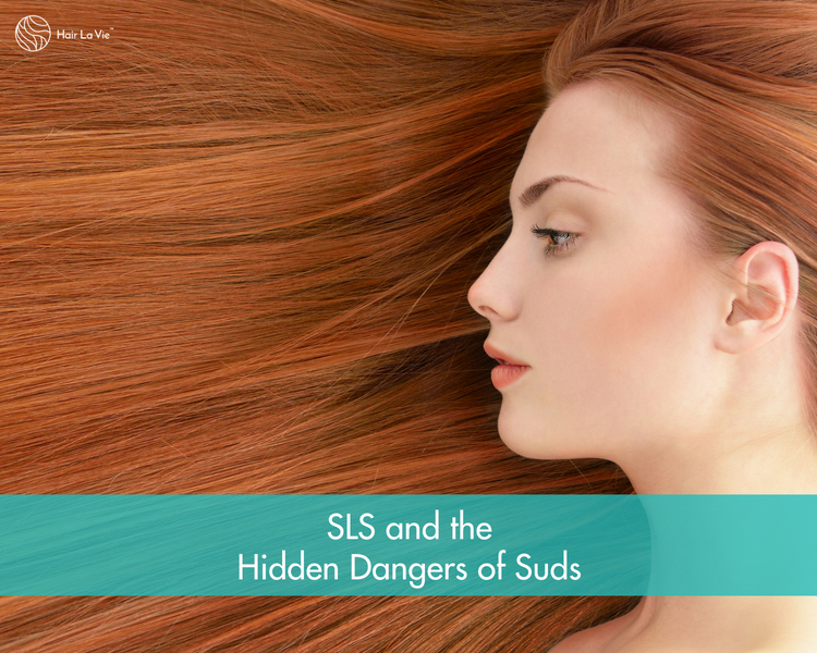 SLS Free Shampoo and Why It's Important to Always Buy Sulfate Free
