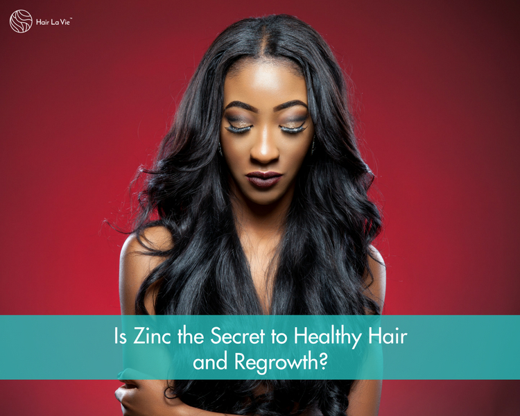 Hair growth vitamins: Is zinc the secret to healthy hair and regrowth?