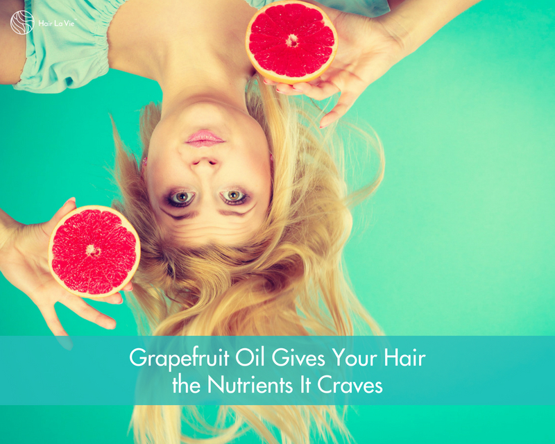 Want Amazing Hair? Here's Why Grapefruit Oil Is a Must in Your Shampoo