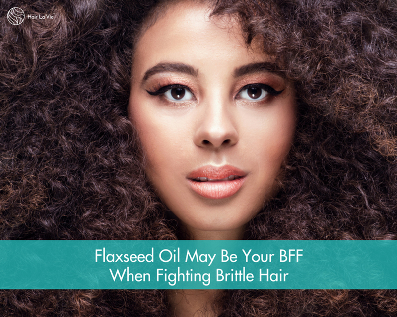 Flaxseed Oil's Top Hair Benefits: Treatment Tips to Fight Hair Loss