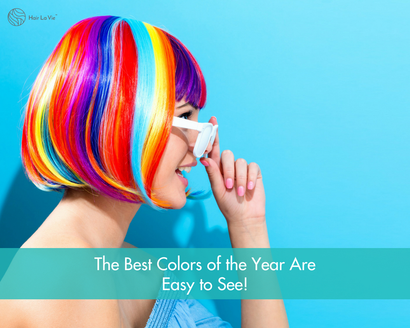 The 10 Best Hair Colors of 2018: Dazzling Hair Dyes and Cool Hues