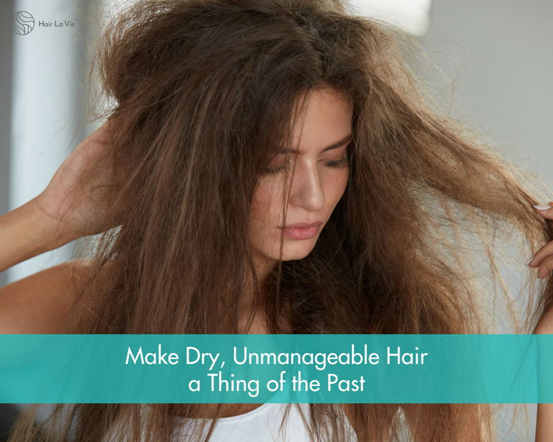 How to Prevent, Fix and Care for Dry Hair: Causes & Natural Treatments