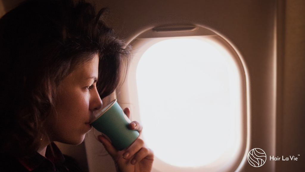 How to Ensure Fresh Hair No Matter How Long Your Flight Was
